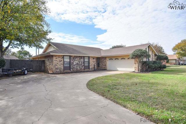 10 Archway Court, Wichita Falls, TX 76310 (MLS #151135) :: WichitaFallsHomeFinder.com