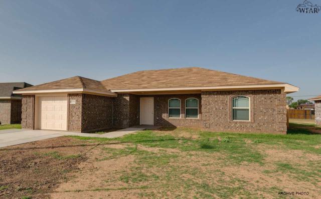 1212 Newman Avenue, Iowa Park, TX 76354 (MLS #151146) :: WichitaFallsHomeFinder.com