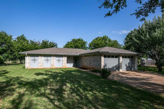 2150 Bridwell Road, Iowa Park, TX 76367 (MLS #151148) :: WichitaFallsHomeFinder.com