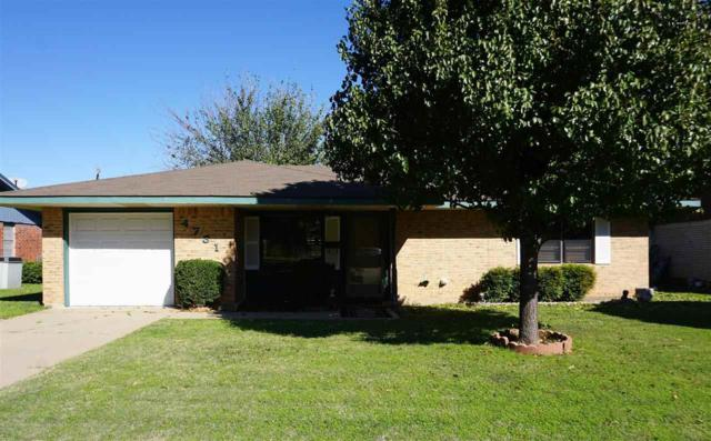 4731 Cape Cod Drive, Wichita Falls, TX 76310 (MLS #151150) :: WichitaFallsHomeFinder.com