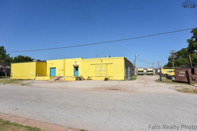 410 Virginia Avenue, Wichita Falls, TX 76301 (MLS #151201) :: WichitaFallsHomeFinder.com