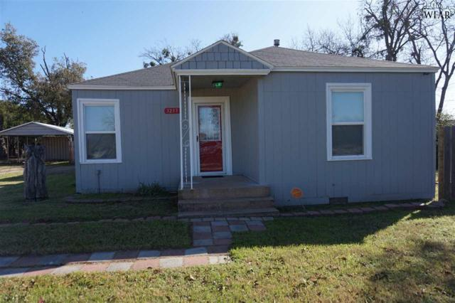3233 Southwest Drive, Wichita Falls, TX 76306 (MLS #151209) :: WichitaFallsHomeFinder.com
