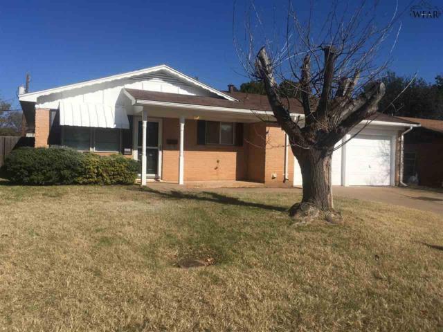 1002 Van Horn Street, Iowa Park, TX 76367 (MLS #151214) :: WichitaFallsHomeFinder.com