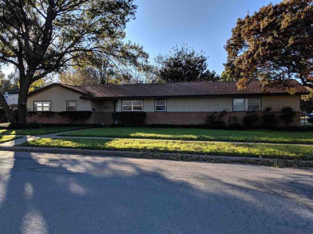 902 Mimosa Street, Burkburnett, TX 76354 (MLS #151218) :: WichitaFallsHomeFinder.com