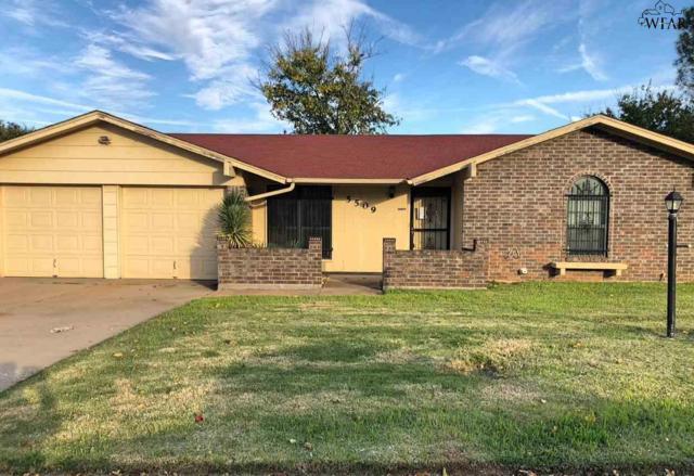 5509 Hooper Drive, Wichita Falls, TX 76306 (MLS #151219) :: WichitaFallsHomeFinder.com
