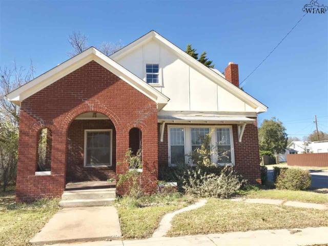 2100 Tilden Street, Wichita Falls, TX 76309 (MLS #151221) :: WichitaFallsHomeFinder.com