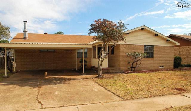 4645 Brookdale Drive, Wichita Falls, TX 76310 (MLS #151229) :: WichitaFallsHomeFinder.com