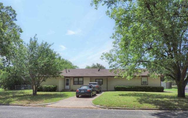 100 Linden Street, Burkburnett, TX 76354 (MLS #151240) :: WichitaFallsHomeFinder.com
