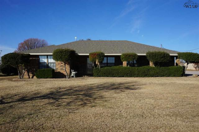 5626 Old Electra Road, Iowa Park, TX 76367 (MLS #151247) :: WichitaFallsHomeFinder.com