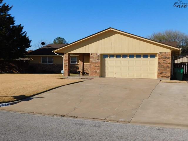 1424 Sioux Lane, Burkburnett, TX 76354 (MLS #151251) :: WichitaFallsHomeFinder.com