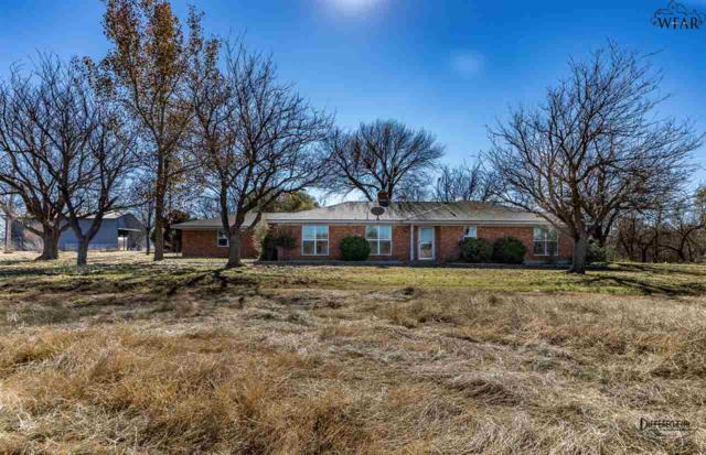 1605 Fm 367, Iowa Park, TX 76367 (MLS #151254) :: WichitaFallsHomeFinder.com