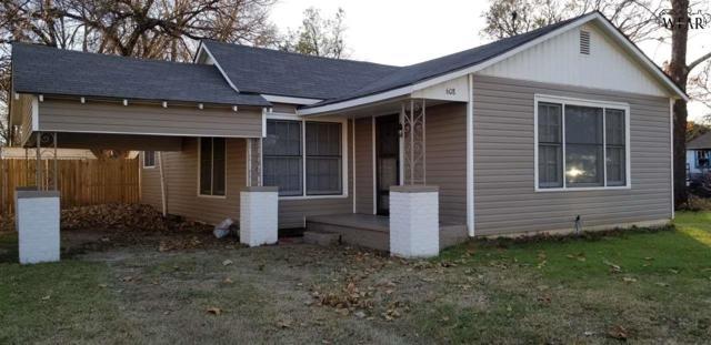 608 Glendale Street, Burkburnett, TX 76354 (MLS #151257) :: WichitaFallsHomeFinder.com