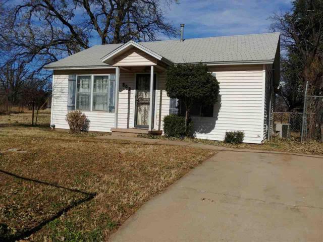 802 Marconi Street, Wichita Falls, TX 76301 (MLS #151262) :: WichitaFallsHomeFinder.com