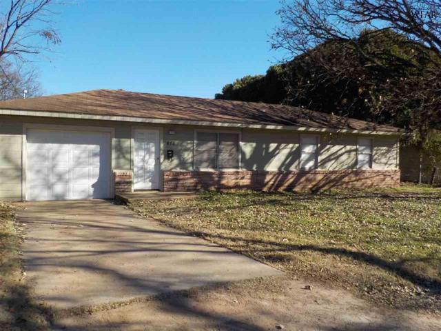 418 Elm Street, Burkburnett, TX 76354 (MLS #151265) :: WichitaFallsHomeFinder.com