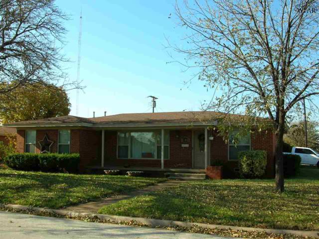 408 E Rogers Drive, Wichita Falls, TX 76309 (MLS #151277) :: WichitaFallsHomeFinder.com