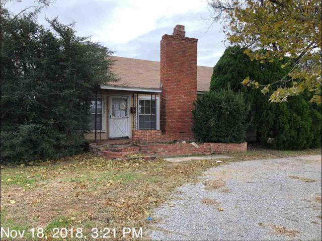 2117 Beaver Street, Vernon, TX 76384 (MLS #151283) :: WichitaFallsHomeFinder.com