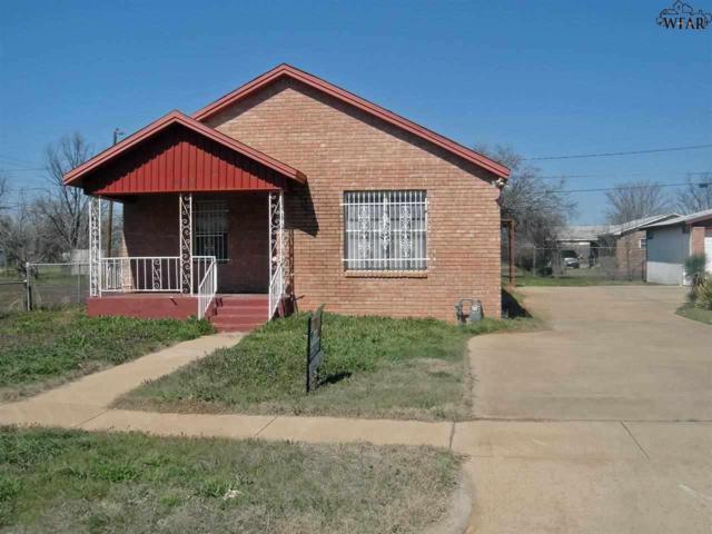 804 Tulsa Street, Wichita Falls, TX 76301 (MLS #151301) :: WichitaFallsHomeFinder.com