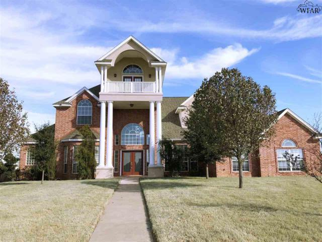 4 Canyon View Court, Wichita Falls, TX 76309 (MLS #151308) :: WichitaFallsHomeFinder.com