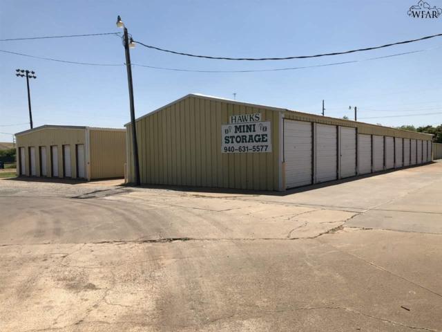 805 West Highway, Iowa Park, TX 76367 (MLS #151311) :: WichitaFallsHomeFinder.com