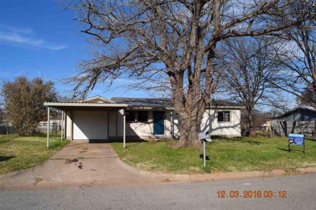 122 James Drive, Iowa Park, TX 76367 (MLS #151313) :: WichitaFallsHomeFinder.com