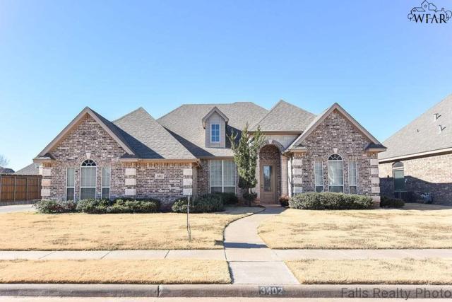 3402 Stirling Street, Wichita Falls, TX 76310 (MLS #151335) :: WichitaFallsHomeFinder.com