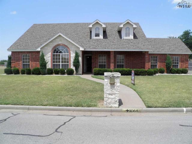1068 Jan Lee Drive, Burkburnett, TX 76354 (MLS #151348) :: WichitaFallsHomeFinder.com