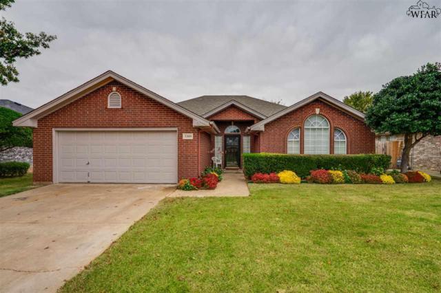5309 Blue Stem Drive, Wichita Falls, TX 76310 (MLS #151357) :: WichitaFallsHomeFinder.com