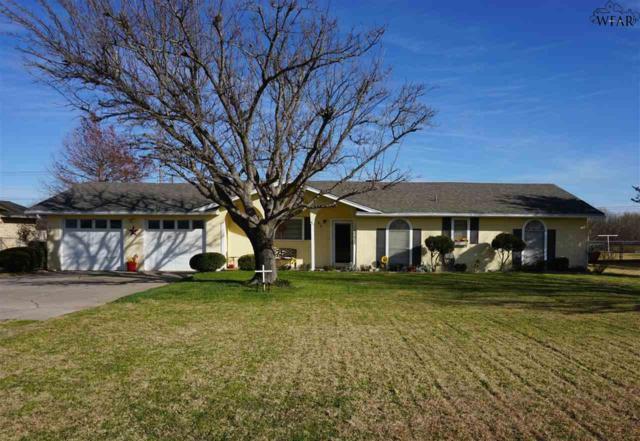 816 Northwest Avenue, Holliday, TX 76366 (MLS #151365) :: WichitaFallsHomeFinder.com