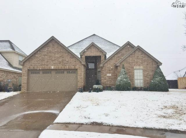 7 Prairie Lace Court, Wichita Falls, TX 76310 (MLS #151380) :: WichitaFallsHomeFinder.com