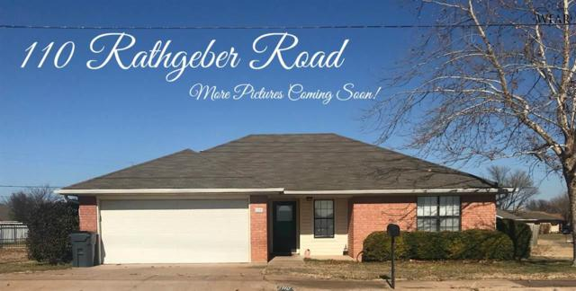 110 Rathgeber Road, Wichita Falls, TX 76302 (MLS #151387) :: WichitaFallsHomeFinder.com
