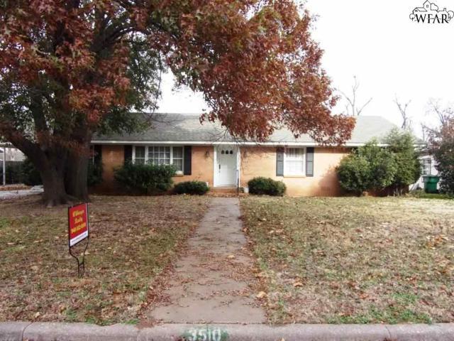 3510 Wichita Street, Vernon, TX 76384 (MLS #151398) :: WichitaFallsHomeFinder.com