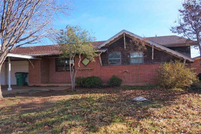 1603 Karen Lane, Iowa Park, TX 76367 (MLS #151402) :: WichitaFallsHomeFinder.com