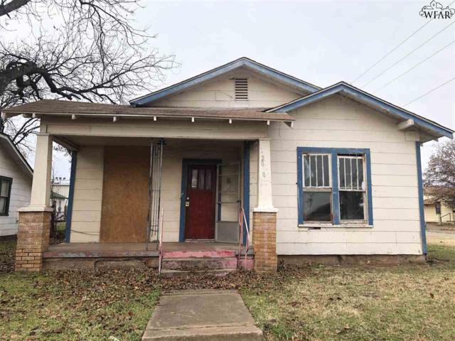 2000 Fillmore Street, Wichita Falls, TX 76309 (MLS #151406) :: WichitaFallsHomeFinder.com