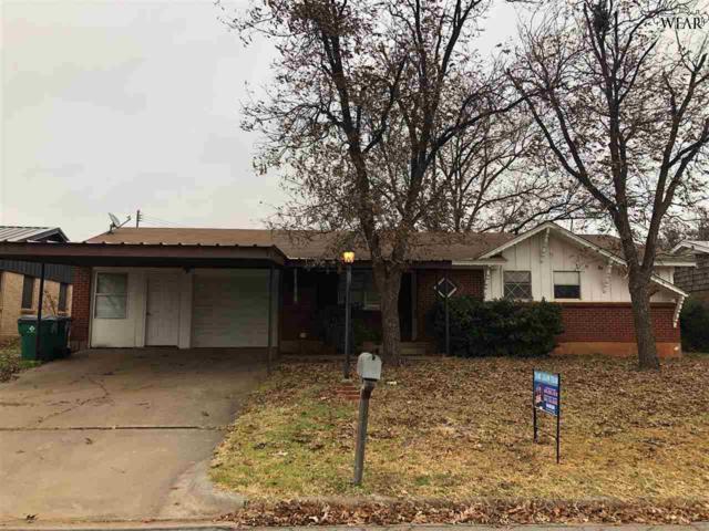 109 Wood Circle, Iowa Park, TX 76367 (MLS #151418) :: WichitaFallsHomeFinder.com