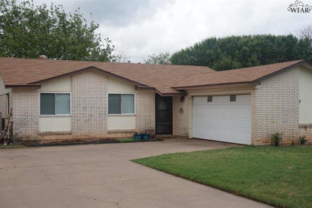 1009 W Cornelia Avenue, Iowa Park, TX 76367 (MLS #151455) :: WichitaFallsHomeFinder.com