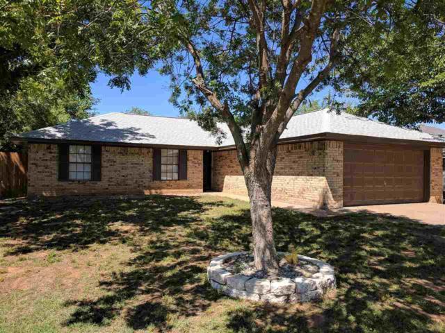 1415 Amherst Street, Burkburnett, TX 76354 (MLS #151619) :: WichitaFallsHomeFinder.com