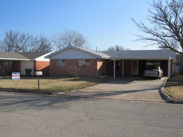 715 W Clara Avenue, Iowa Park, TX 76367 (MLS #151623) :: WichitaFallsHomeFinder.com