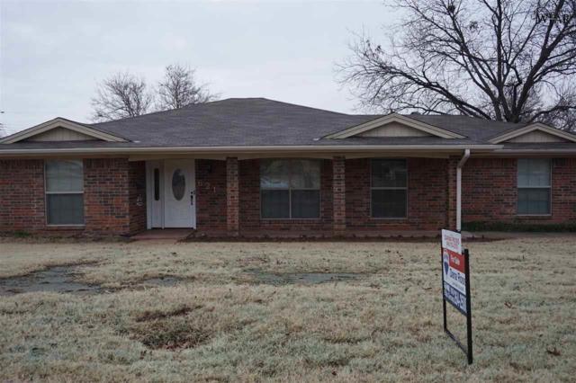 621 W Clara Avenue, Iowa Park, TX 76367 (MLS #151642) :: WichitaFallsHomeFinder.com