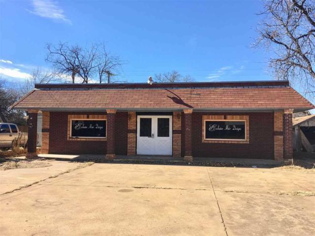 1512 Harrison Street, Wichita Falls, TX 76309 (MLS #151661) :: WichitaFallsHomeFinder.com
