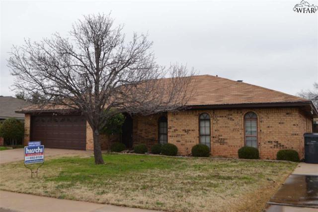 5113 Edgecliff Drive, Wichita Falls, TX 76302 (MLS #151664) :: WichitaFallsHomeFinder.com