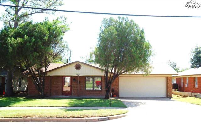 1805 Fairfax Avenue, Wichita Falls, TX 76306 (MLS #151666) :: WichitaFallsHomeFinder.com