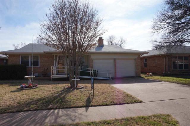 1611 Aldrich Avenue, Wichita Falls, TX 76302 (MLS #151668) :: WichitaFallsHomeFinder.com