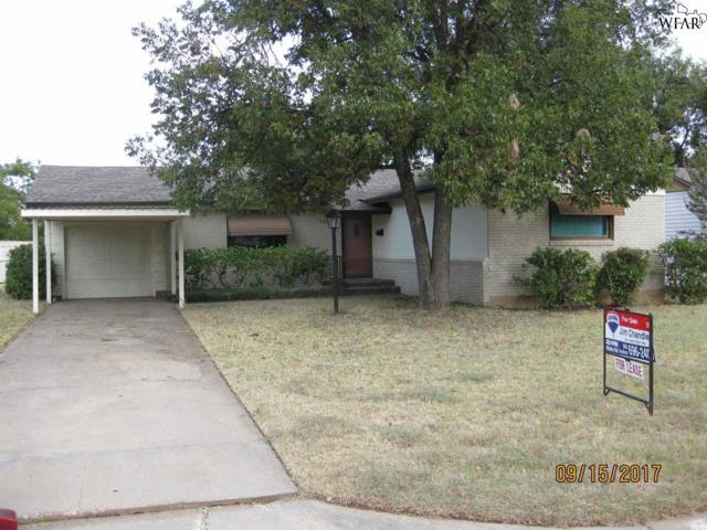 4209 Idlewood Drive, Wichita Falls, TX 76308 (MLS #151670) :: WichitaFallsHomeFinder.com