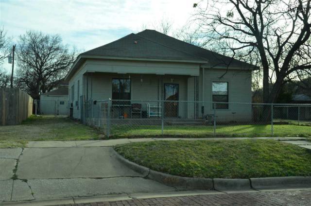 2109 8TH STREET, Wichita Falls, TX 76301 (MLS #151700) :: WichitaFallsHomeFinder.com