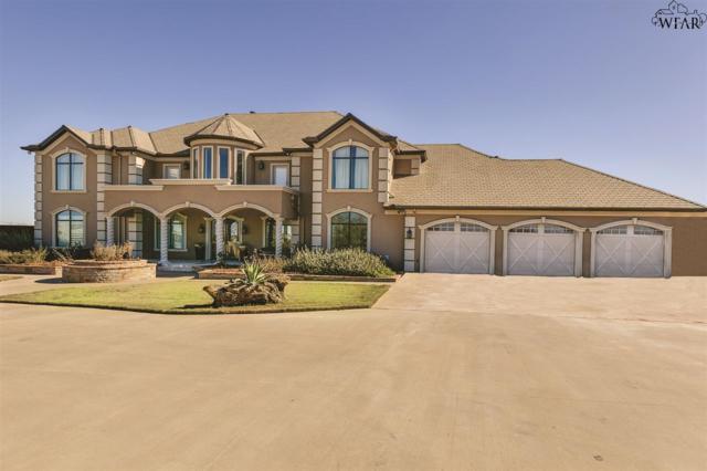1920 Lindeman Road, Windthorst, TX 76389 (MLS #151720) :: WichitaFallsHomeFinder.com