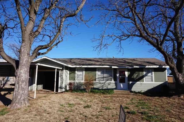 506 S Sycamore Street, Archer City, TX 76351 (MLS #151753) :: WichitaFallsHomeFinder.com