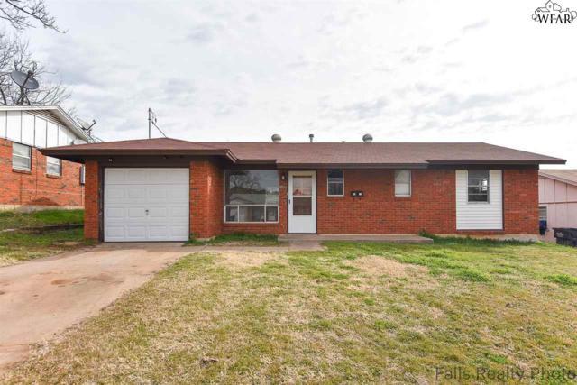 4721 Eden Lane, Wichita Falls, TX 76306 (MLS #151860) :: WichitaFallsHomeFinder.com