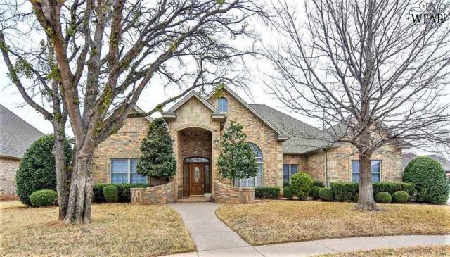 6 Brass Lantern Court, Wichita Falls, TX 76308 (MLS #151901) :: WichitaFallsHomeFinder.com