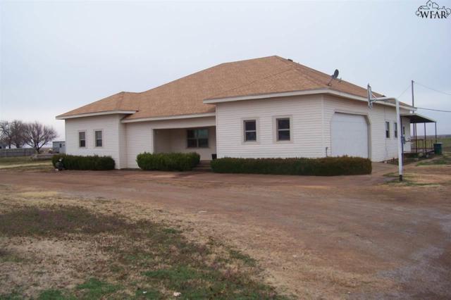 5444 N Hwy 25, Electra, TX 76360 (MLS #151908) :: WichitaFallsHomeFinder.com