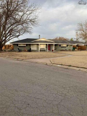 630 Pecan Street, Burkburnett, TX 76354 (MLS #151942) :: WichitaFallsHomeFinder.com